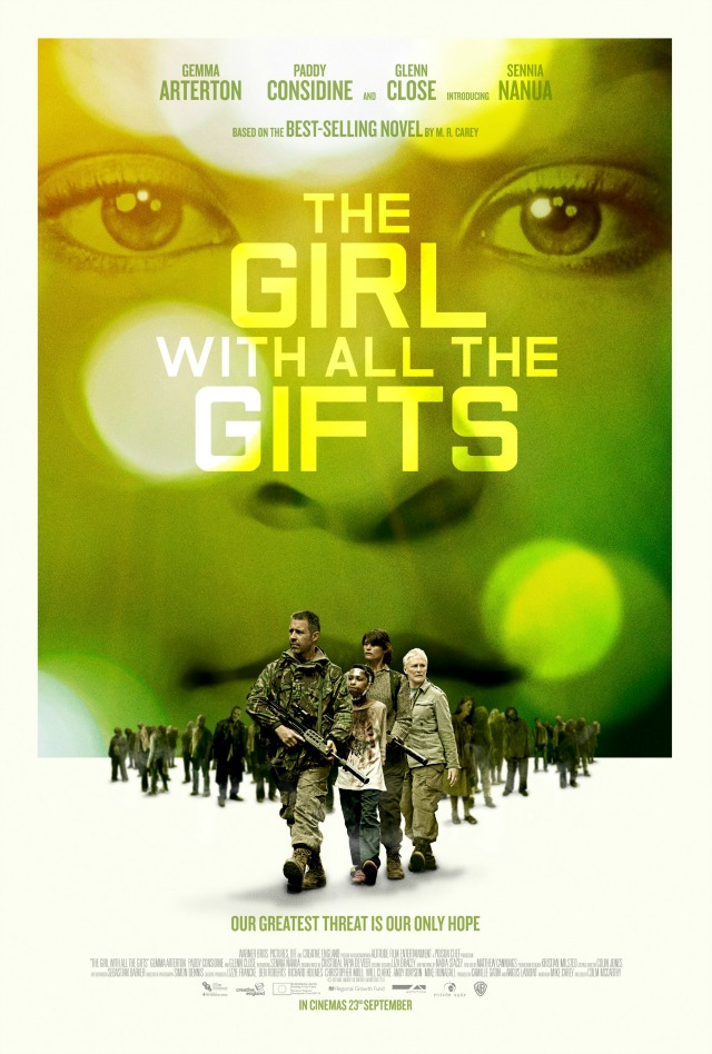 The Gift With All The Gifts Poster