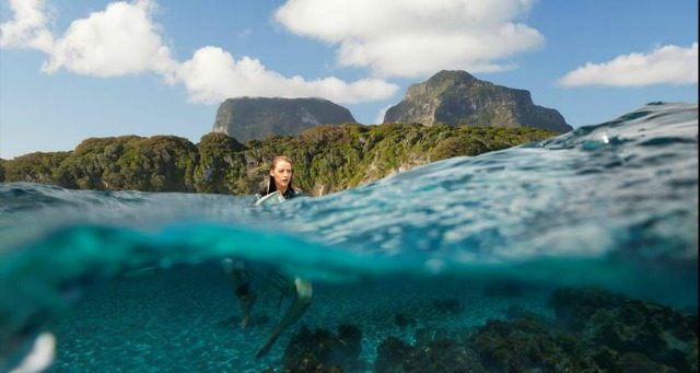 Trouble In Paradise In New The Shallows Clips