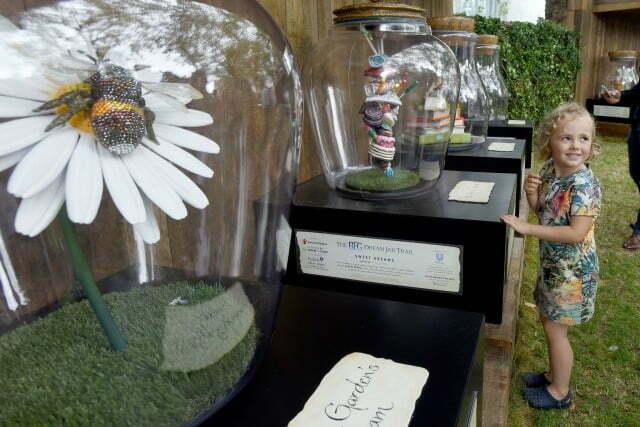 the bfg dream jars