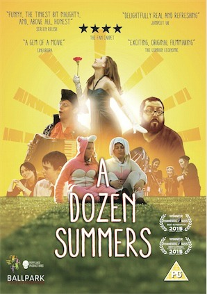 A Dozen Summers DVD