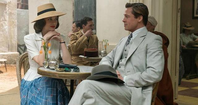 Robert Zemeckis Allied TV Spot Teases Love And War