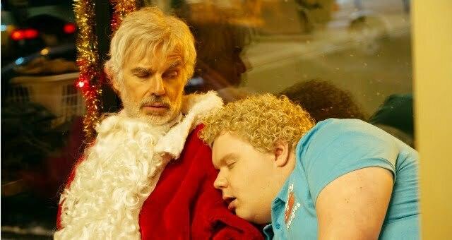 Ho! Ho! Ho! Willie T.Soake Is Back In Bad Santa 2 UK Trailer