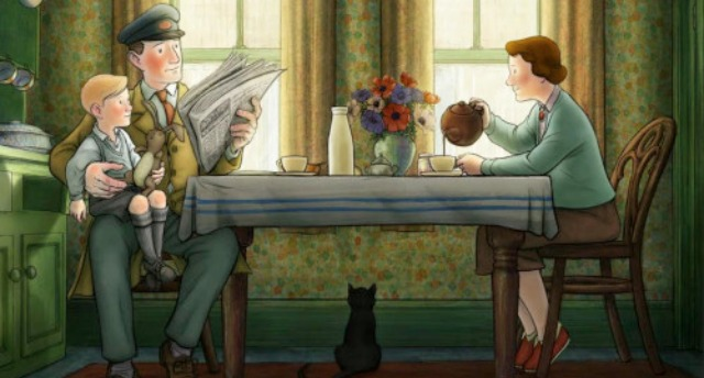 Watch Raymond Briggs' Ethel And Ernest Official Trailer,