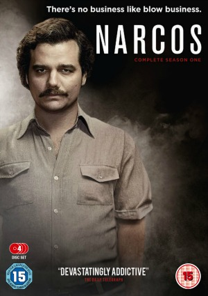 NARCOS_S1_DVD