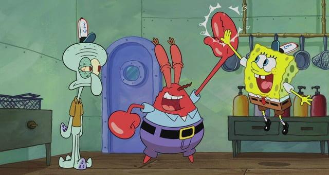A brief history of SpongeBob SquarePants