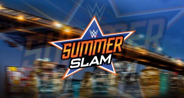 WWE SummerSlam 2016 Logo