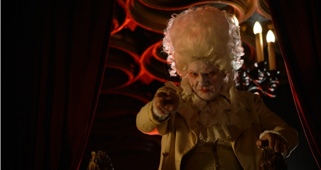 Rob Zombie's 31 UK Trailer Death Is The Only Escape