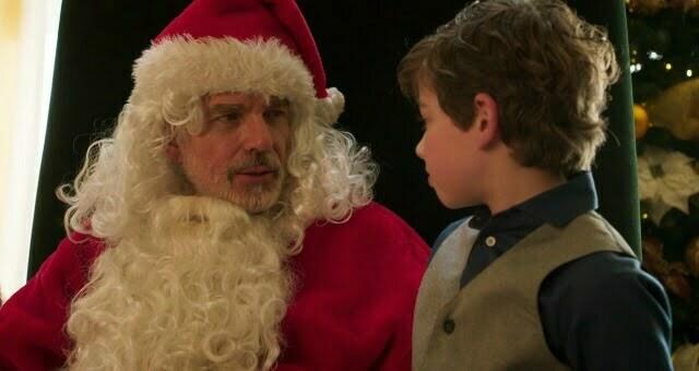 Santa Has 2 Beards In New Bad Santa 2 UK Red Band Trailer