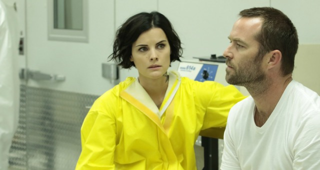 Win Blindspot: The Complete First Season On Blu-ray