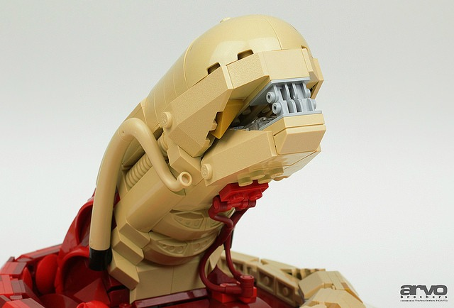 Cool Stuff – Alien Chestburster Goes Lego (Arvo Brothers)