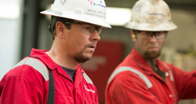 Deepwater Horizon – real events seen on screen