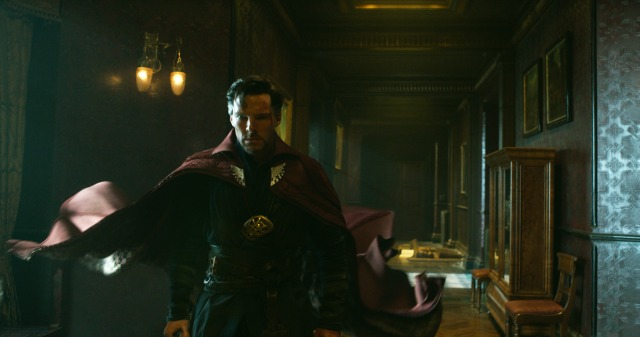 New Doctor Strange Character Posters Revealed