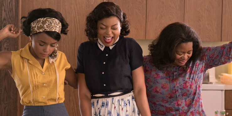Win Hidden Figures On DVD