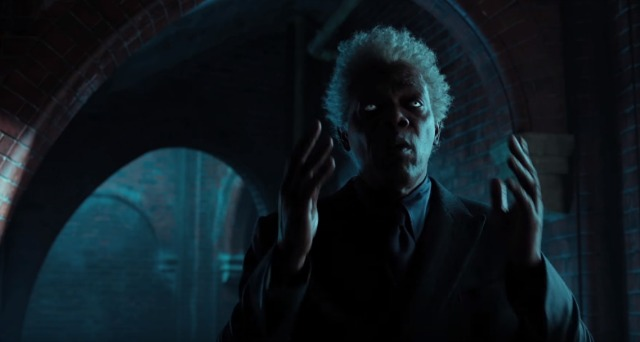 Miss Peregrine's Home for Peculiar Children New Clip Samuel L.Jackson