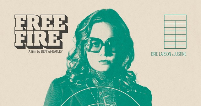 Ben Wheatley's Free Fire  Get Some Rather Cool Retro Posters