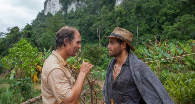 Matthew McConaughey Strikes It Rich In Gold UK Trailer