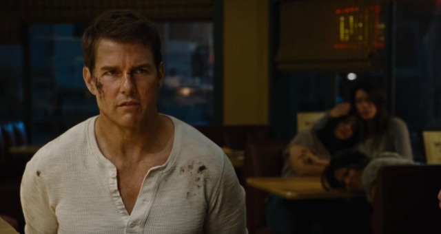 Escape And Break Out In New Jack Reacher: Never Go Back Clips