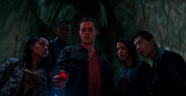 Power Rangers Unveil New Images