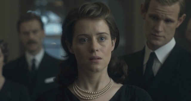 The Burden Of A Nation In New Netflix  'The Crown' Featurette