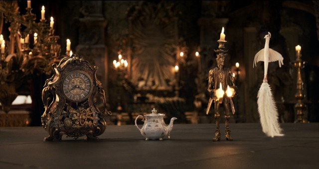 Disney Unveil New Beauty And The Beast Live Action Images