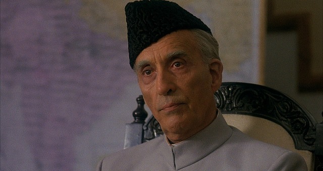 Win Jinnah Starring Christopher Lee On Blu-ray