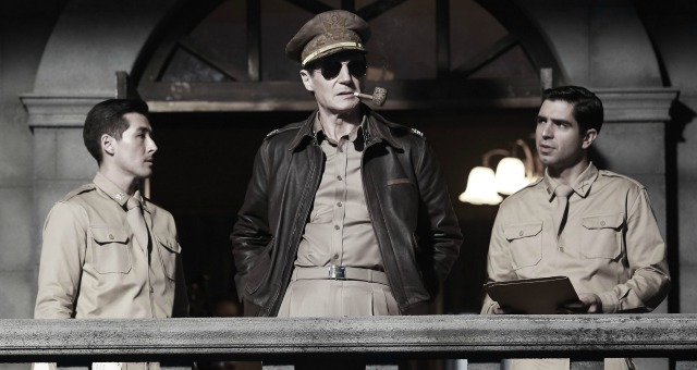 Liam Neeson Is General McArthur In Operation Chromite, Watch UK Trailer