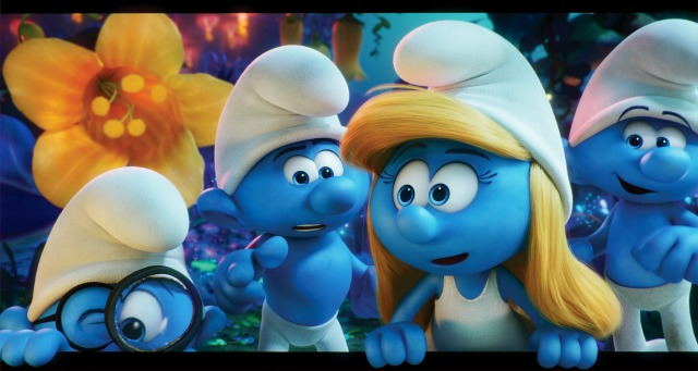 The Smurfs: Lost Village New Trailer What Lies Behind The Forest?
