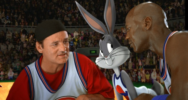 Win Space Jam 20th Anniversary Edition On Bluray