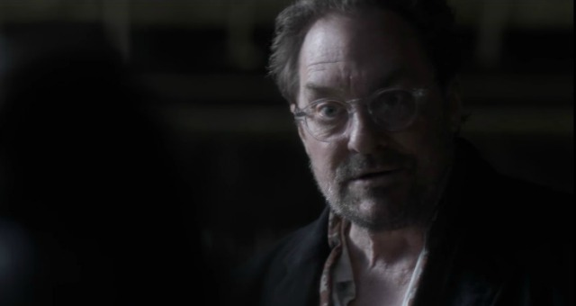The Man In The High Castle Revealed In New Clip! Stephen Root!