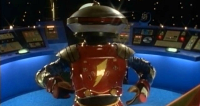 First Look At Power Rangers New Alpha 5