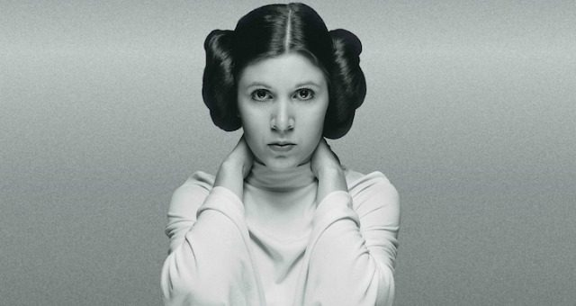 Carrie Fisher Sadly Dies Aged 60