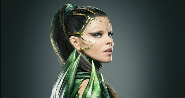 New Power Rangers Images Reveal Rita Repulsa 'Green Ranger'?