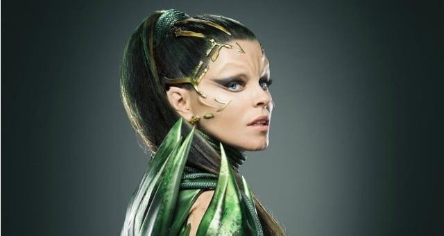 New Power Rangers Images Reveal Rita Repulsa 'Green Ranger'?