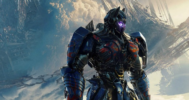 'Rethink Your Heroes' For Transformers:The Last Knight New Poster