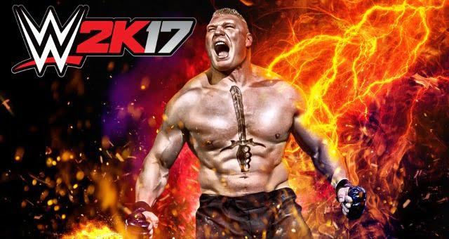 Wrestling Fans Christmas Gift Guide- WWE 2K17