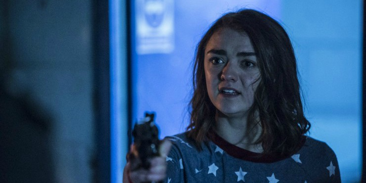First Look Images At Netflix iBoy Starring Maisie Williams