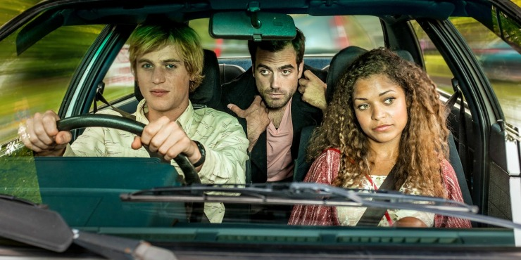 Netflix Review – Lovesick (2016)
