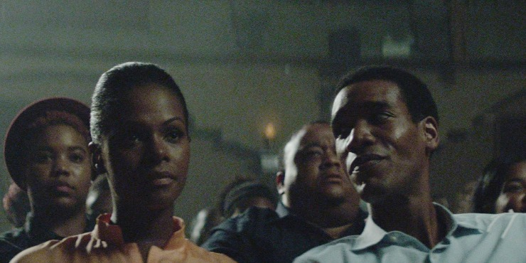 DVD Review -Southside With You (2016)