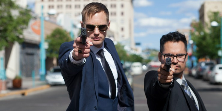 DVD Review – War on Everyone (2016)