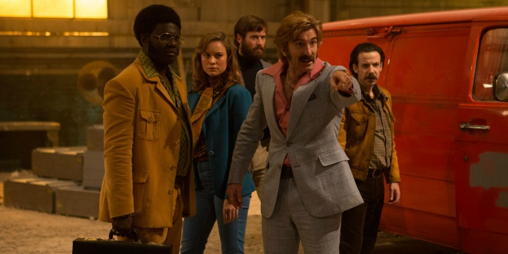 Glasgow Film Festival Review – 'Free Fire' (2016)