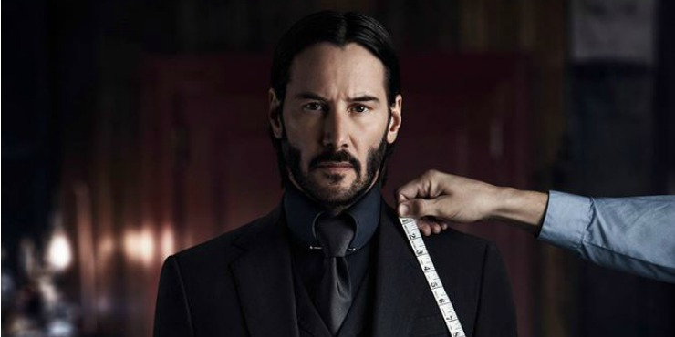 John Wick 2 – Keanu Reeves' Greatest Action Roles