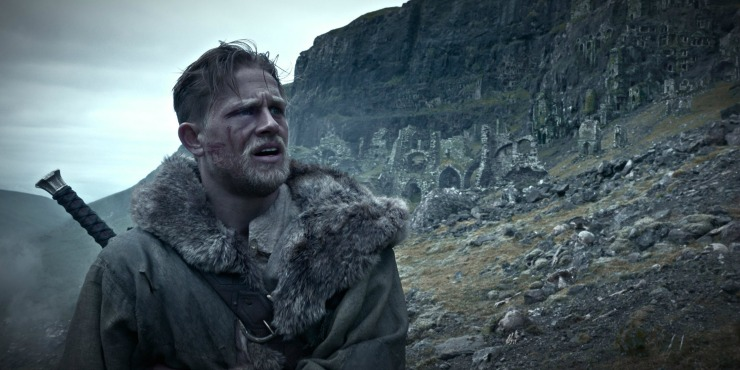 New King Arthur: Legend Of The Sword Is All About The Sword In The Stone