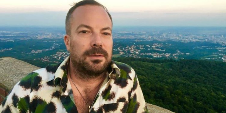Frightfest Glasgow 2017 Interview – Simon Rumley (Fashionista)
