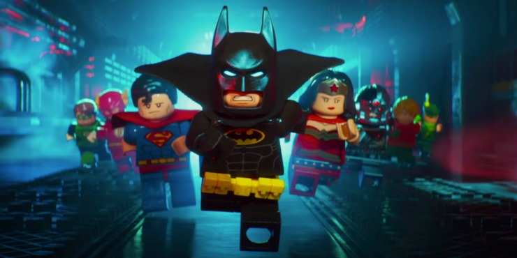 Film Review – The Lego Batman Movie (2017)