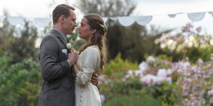 Win The Light Between The Oceans On DVD Plus Novel