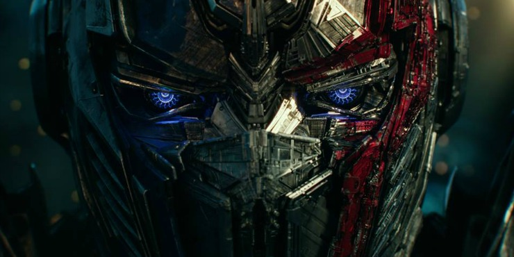 In Transformers: The Last Knight Superbowl TV Spot Our World Is Dying