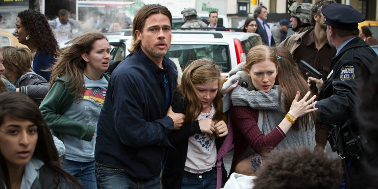 World War Z Sequel Get A Production Start Date