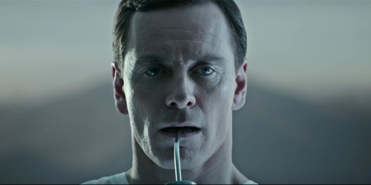 Meet Walter In An Unsettling Alien: Covenant Promo