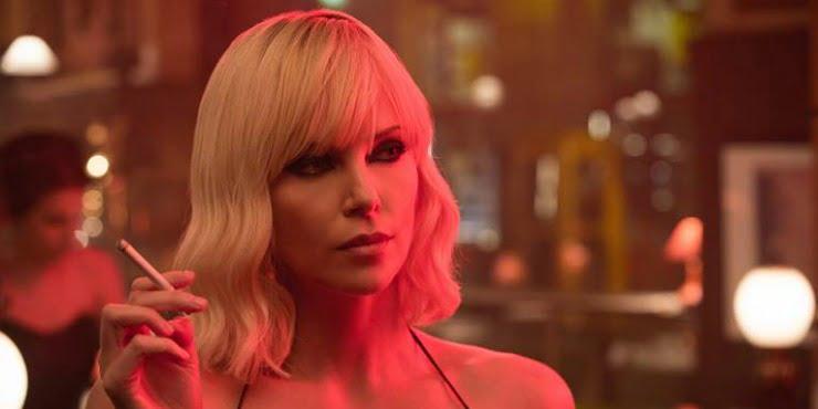 First Atomic Blonde Trailer Charlize Theron Killer Extraordinare