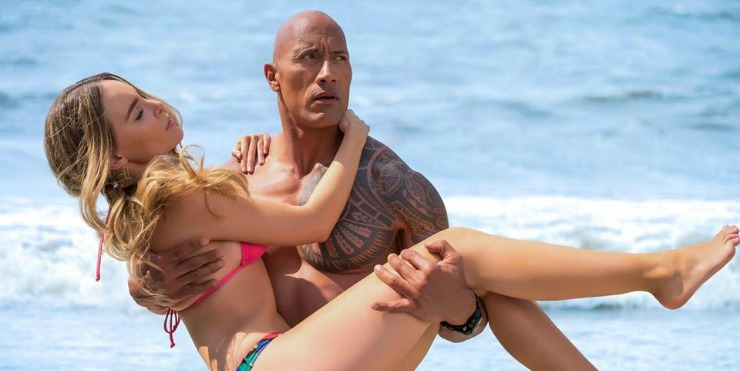 New Baywatch Trailer Is Slo-Mo of Babes, One Liners, Franchise Viagra